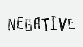 Get Past The NEGATIVE. . .