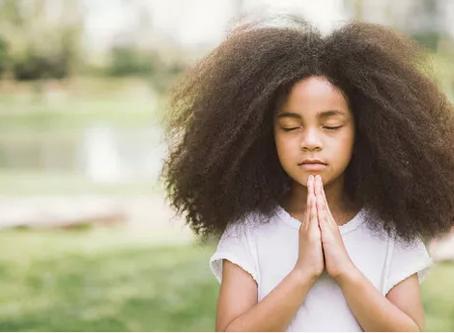 ANSWERS COME THROUGH PRAYER!