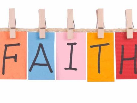 ACT IN FAITH