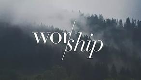 WORSHIP HIM!