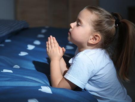 OUTPOUR OCCURS THROUGH PRAYER!