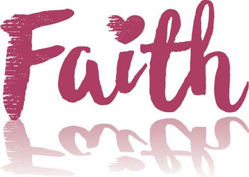 OUTPOUR COMES THROUGH FAITH!