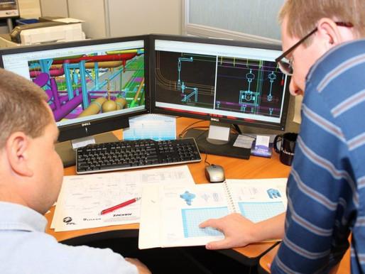 Đường ống và các chức danh của kỹ sư đường ống trong dự án EPCIC