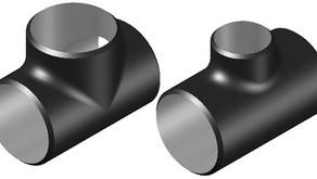 Piping Component và Những Nguyên Tắc Cơ Bản Trong Thiết Kế Đường Ống  (Phần 1 – Tee)