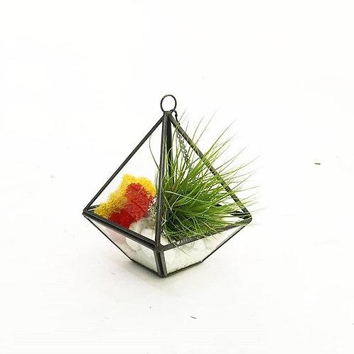 Piramide cristal