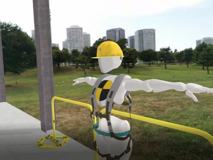 OSHA Fall Safety VR