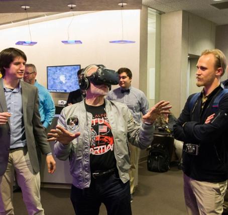 Red Horizon VR: Human Journey to Mars