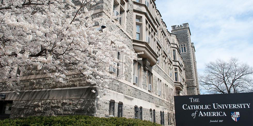 Concert — Catholic University of America