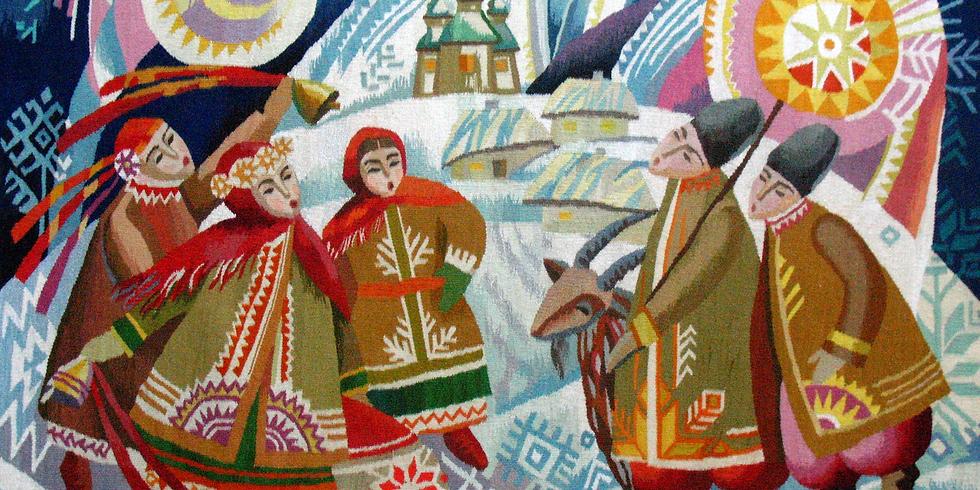 A Ukrainian Christmas — Cleveland/Detroit 2022