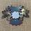 Thumbnail: Floral Rorschach Brooch