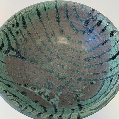 Serving Bowl by Rhiannon Diehl