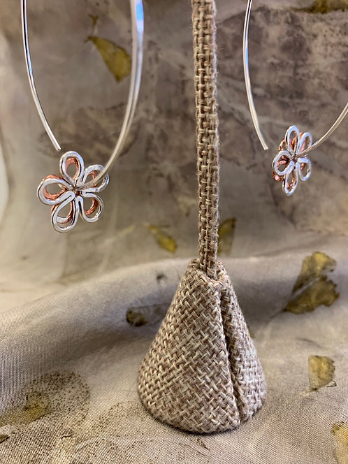 Daisy Stackers, sterling