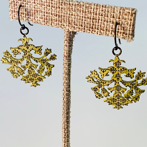 Yellow Fancy Dangles