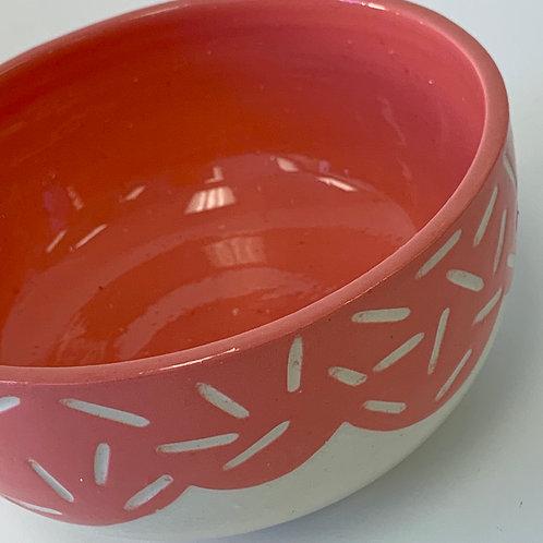 Sprinkle Bowl in Pink