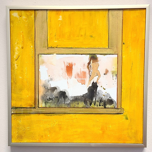 'Through the Fence' by Mel Sundby