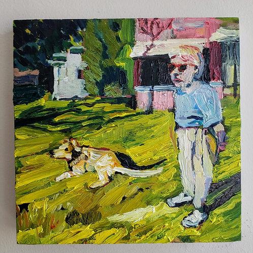 'Neighborhood Miracle' by Joe Maurer