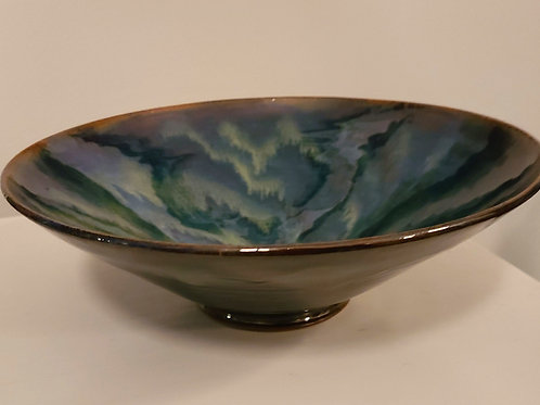 Blue bowl by Eric Holey