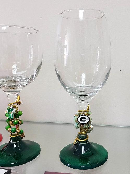 Set of 2 Packer glasses