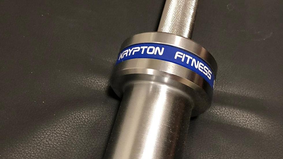 Krypton Weightlifting Barbell (Men's 20kg, Women's 15kg)