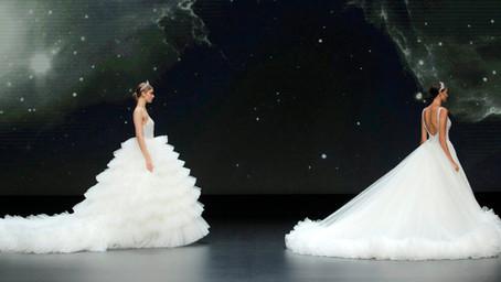 To nejlepší ze svatebního týdnu módy v Barceloně