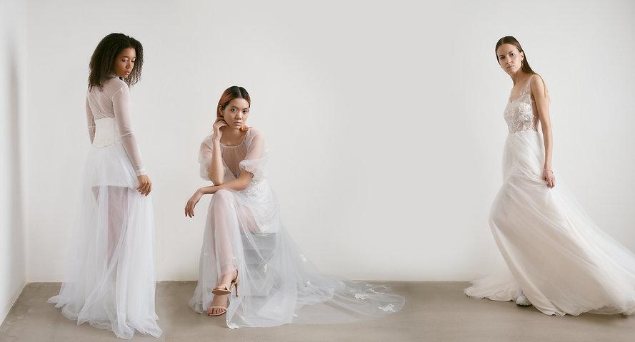 Svatební šaty k zapůjčení