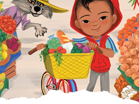 Spark's July Book of the Month: Federico and the Wolf