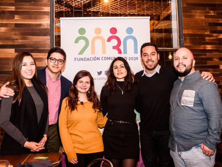 Lanzamiento Fundación Comunidad2030