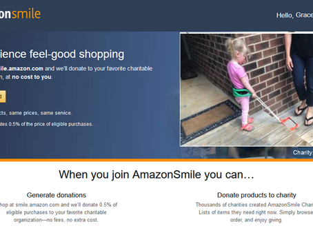 With Your Help AmazonSmile Impacts Safe Toddles
