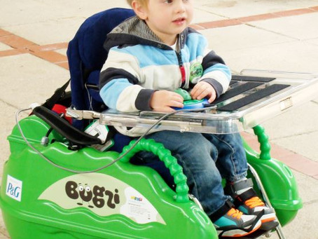 Pediatric Devices are Made to Fit Children's Abilities