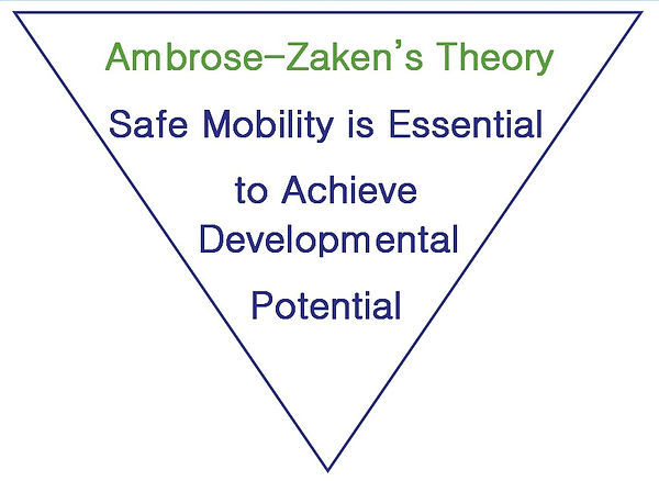 Ambrose-Zaken's Theory Safe Mobility is Essential to Achieve Developmental Potential