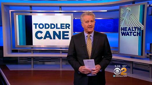 max gomez introduces the segment on CBS News Health watch
