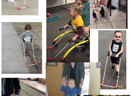 Go Fund Me Campaign for Blind Toddlers