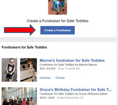 Consider Safe Toddles on Giving Tuesday