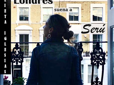 NEW ALBUM: 'Londres suena a Serú' Vol. I