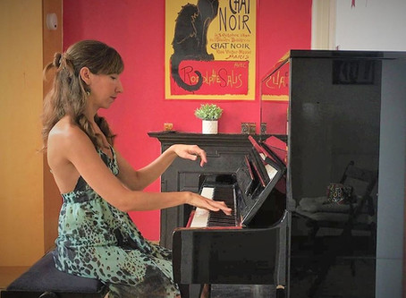 Upcoming Recitals: Musical Tuesdays on YouTube
