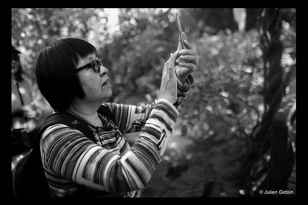 Gidoin Julien chef opérateur cinéma documentaire photo photographie noir et blanc Giverni