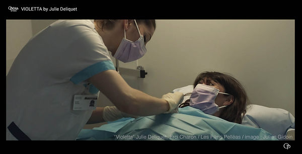 Julien Gidoin Violetta 3ème scène