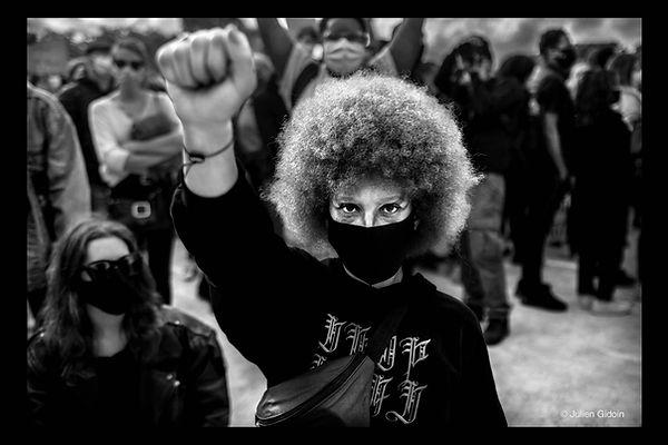 Gidoin Julien chef opérateur cinéma documentaire black lives matter