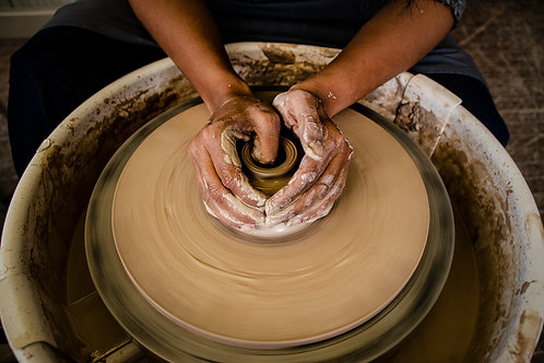 Introduction to Pottery 9-11.30am SUNDAY 24th of January