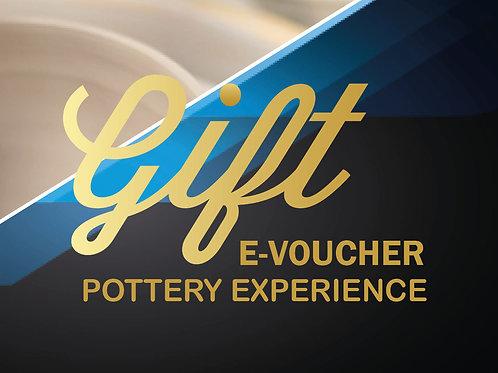 Pottery E-Voucher