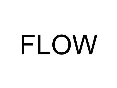 FLOW CLASS, 2-6pm, Saturday, 21st August