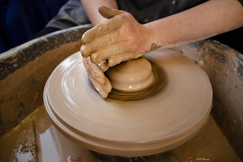 Introduction to Pottery  9-11.30am SATURDAY 12th of June