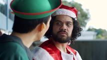 Santa's Smoko     2017