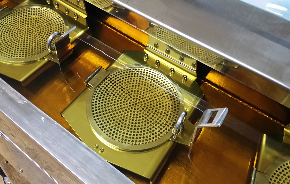 Continuous Turning Auto Fryer 05