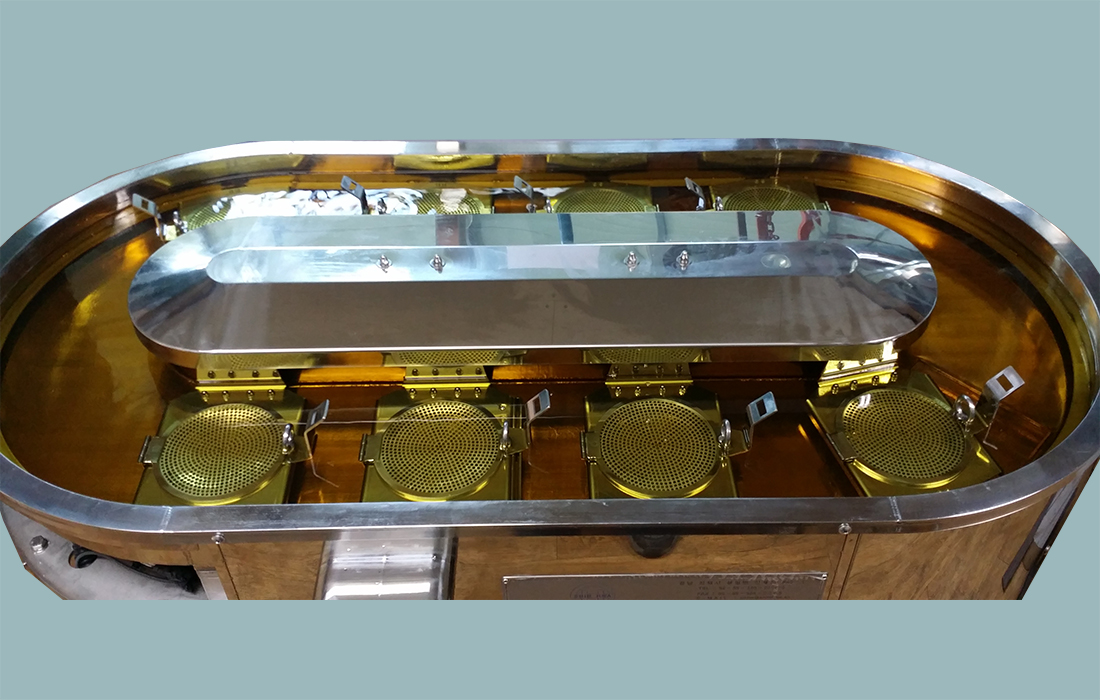 Continuous Turning Auto Fryer 04