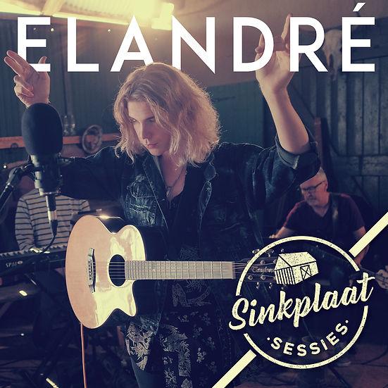 Elandre Sinkplaat SessiesL5 Cover_1500px