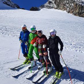 Gelungener Einstieg ins Skitraining 💪😊⛷!!!