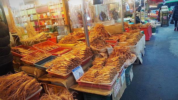 Korea private tour-Tagytravelkorea, Gyeongdong Herbal Medicine Market