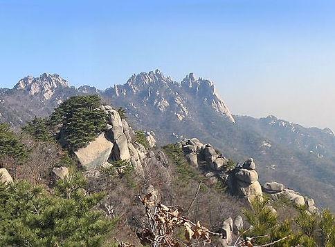 Mt Dobongsan National Park-South Korea Hiking tour