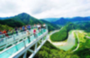Korea private tour-Tagytravelkorea, Byeongbangchi Skywalk